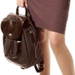 Cand poti purta o geanta tip rucsac?