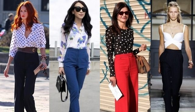 Sfaturi si recomandari pentru a alege pantalonii de dama perfecti