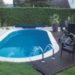 Beneficii ale piscinei din beton