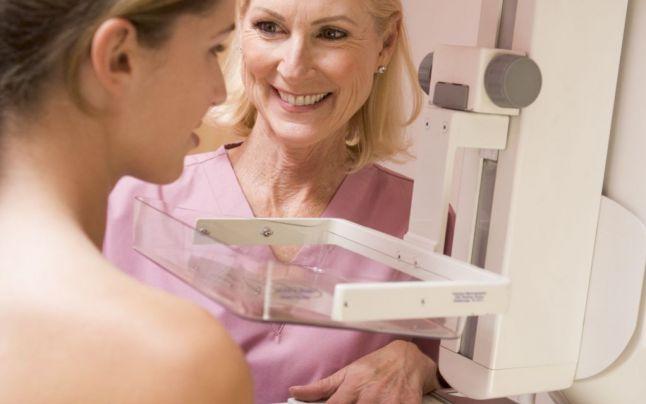 Mamografia - primul pas in diagnosticul cancerului de san