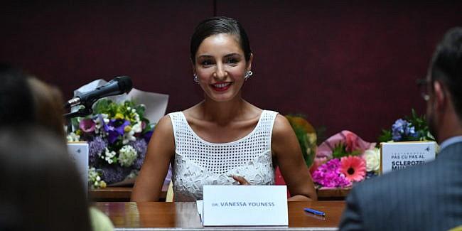 Stiati ca Vanessa Youness Amal a invins scleroza in placi?