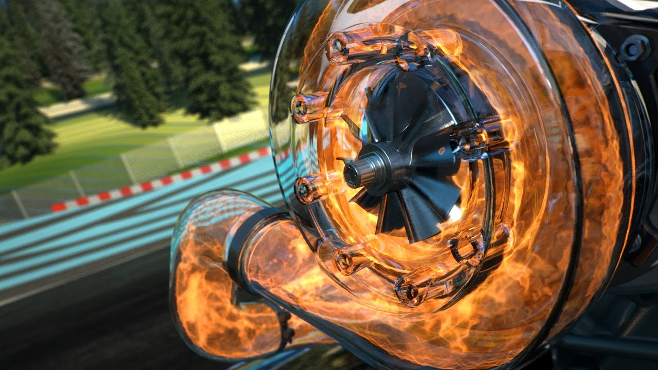 Ce este si cum functioneaza turbina masinii?