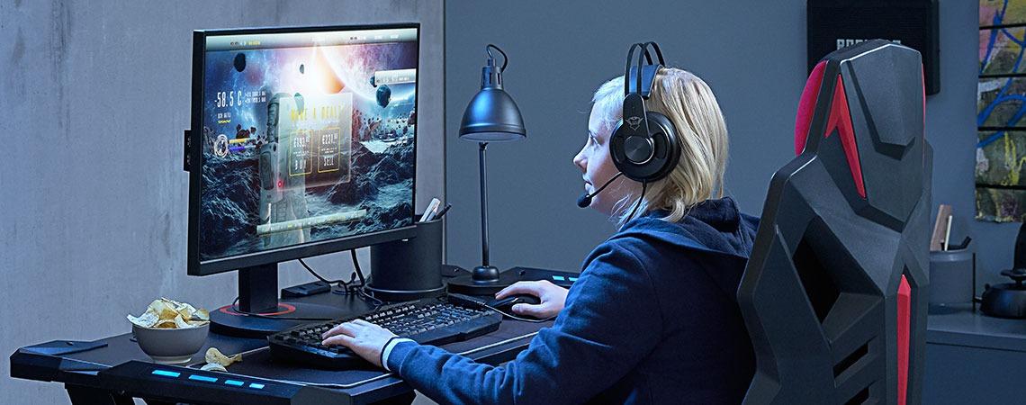 Cum se alege un scaun pentru jocuri video?